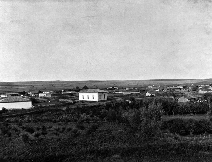 Деревня Орта-Киссек