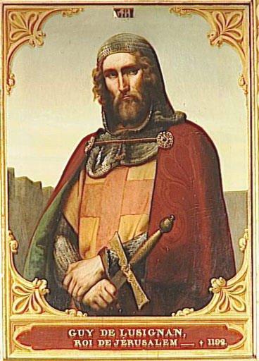 Ги де Лузиньян