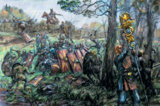 Вар, верни мне мои легионы!