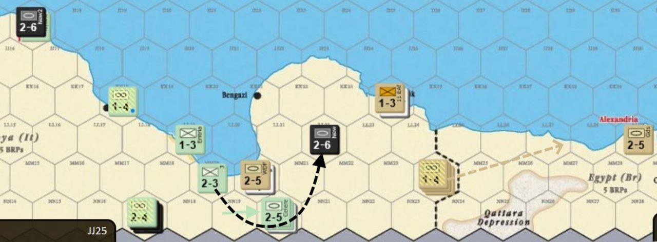 North Africa Scenario